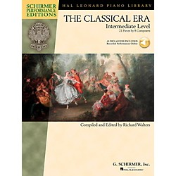 G. Schirmer The Classical Era - Intermediate Level - Schirmer Performance Editions Book Online Audio Access (297072)