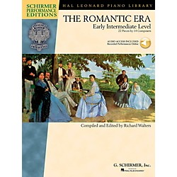 G. Schirmer The Romantic Era - Early Intermediate Level Schirmer Performance Editions Book Online Audio Access (297075)