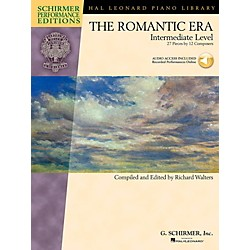 G. Schirmer The Romantic Era - Intermediate Level - Schirmer Performance Editions Book Online Audio Access (297076)