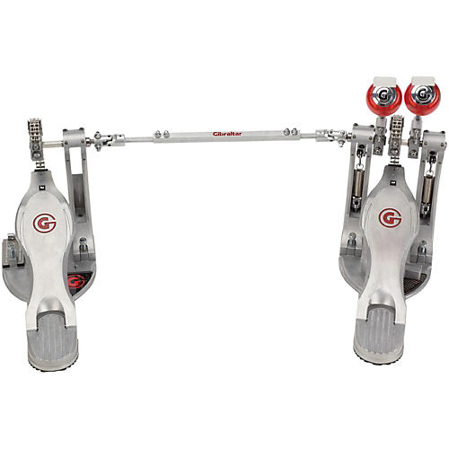 Gibraltar G-Class Double Bass Drum Pedal with Case-thumbnail