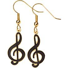 AIM G-Clef Earrings