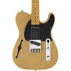 G&L ASAT Classic Semi-Hollow Electric Guitar (GC-ASTCT-BTRBLD-MP)