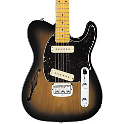 G&L ASAT Special Semi-Hollow Electric Guitar (GC-ASATT-2TSBRS-MP)
