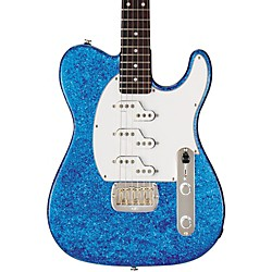 G&L ASAT Z-3 Electric Guitar (GC-ASTZ3-BLUFLK-RW)