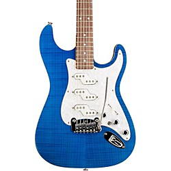 G&L Comanche Electric Guitar (GC-COM-CLRBLU-RW)