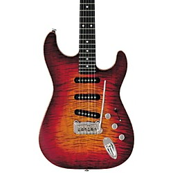 G&L S-500 Deluxe Electric Guitar (S5D-10-RW-WB)