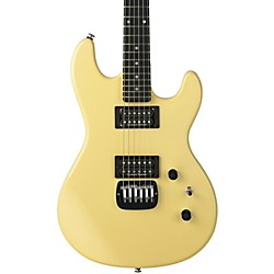 G&L Superhawk Jerry Cantrell Signature Model Electric Guitar (GC-SUPHWK-IVORY-EB)