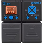Zoom G1on Guitar Multi-Effects Pedal