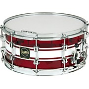 GMS G28 Acrylic Snare Drum
