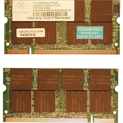 Lifetime Memory Products G4 Powerbook (Aluminum) Memory-thumbnail