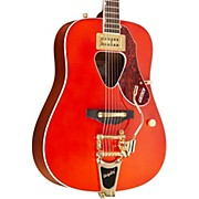 Gretsch Guitars G5034TFT Rancher Dreadnought Acoustic Guitar