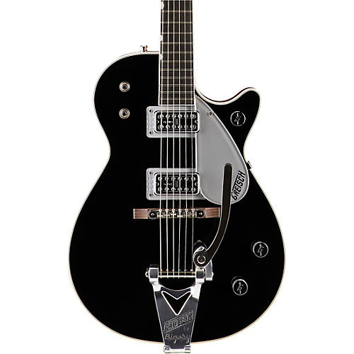 Gretsch Guitars G6128T-TVP Power Jet  Electric Guitar with Bigsby Black