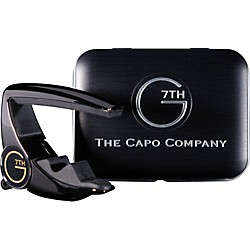 G7th 405 Performance Capo Limited Edition Black (G7C-Ltd. Edition Black)