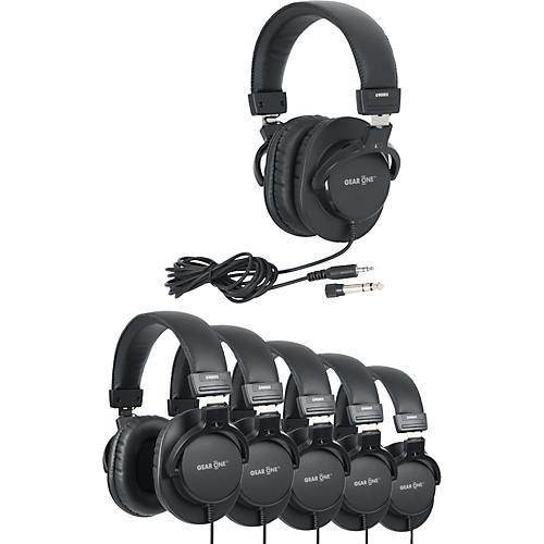 Gear One G900DX Headphone 6 Pack-thumbnail