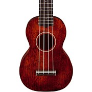 Gretsch Guitars G9100-L Soprano Long-Neck Ukulele with Gig Bag