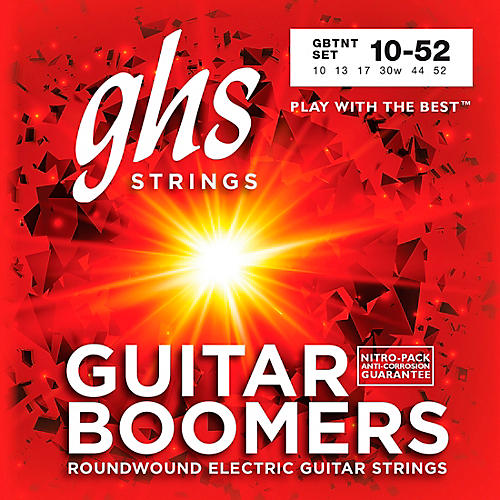GHS GBTNT Boomers Thin-Thick Electric Guitar Strings-thumbnail