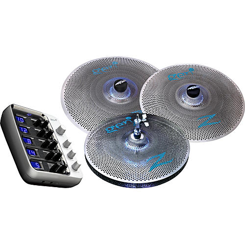 Zildjian GEN16 Acoustic-Electric Cymbal Pack 13, 16, 18