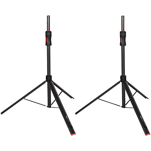 Gator GFW ID Series Speaker Stands With Bag (Pair)-thumbnail