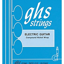 GHS 1800 Compound Nickel Wrap Light - Wound Third String (1800)