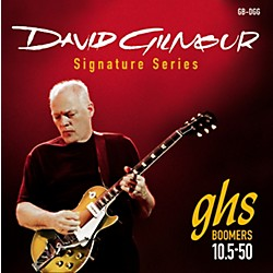 GHS David Gilmour Signature Red Set Electric Guitar Strings (GB-DGG)