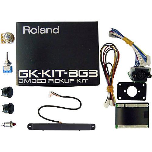 Roland GK-KIT-BG3 Divided Bass Pickup Kit-thumbnail