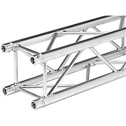 GLOBAL TRUSS 4.92 Foot (1.5 Meter) Square Segment (SQ4111)