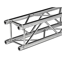 GLOBAL TRUSS 7.05 Foot (2.15 Meter) Square Truss (SQ4112-215)
