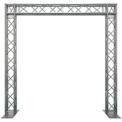 GLOBAL TRUSS F34 Series Goal Post Truss System (SQ-10x10 F34-001)