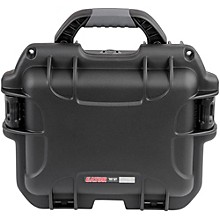 Gator GM-06-MIC-WP Waterproof Injection Molded Case for 6 Microphones