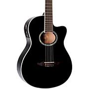 Giannini GNF-8 CEQ Cutaway Nylon String Acoustic-Electric Guitar