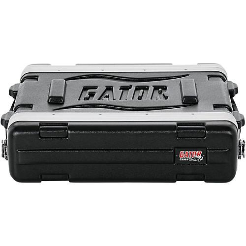 Gator GR-2S Shallow Rack Case Black
