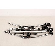 Gibraltar GRS-850DBL Road Series Curved Double Bass Drum Rack