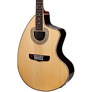 Giannini GSCRA-12 SPC CEQ Craviola 12-String Acoustic-Electric Guitar