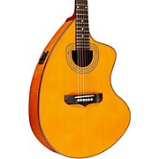Giannini GSCRA FM CEQ N Craviola Steel String Acoustic-Electric Guitar