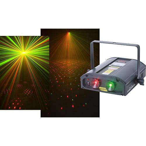 American DJ Galaxian 3D Effect Light