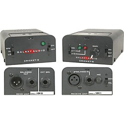Galaxy Audio CPTS0000 Cricket Polarity Test Set (CPTS)