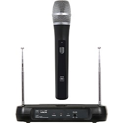 Galaxy Audio Diversity VHF Wireless Handheld Microphone System (VSCR/H18V61)