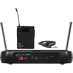 Galaxy Audio ECM GUITAR WIRELESS SYSTEM (ECMR/52GTRD)