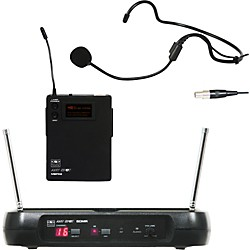 Galaxy Audio ECM HEADSET WIRELESS SYSTEM (ECMR/52HSL)
