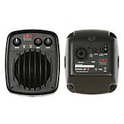 Galaxy Audio Galaxy Audio NSPA 25W Powered Nano Spot Compact Personal Hot Spot Stage Monitor<br>
