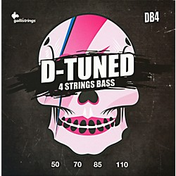 Galli Strings DB4 D-TUNED Bass Strings 50-110 (DB4)
