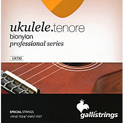 Galli Strings UX730 BIONYLON Tenor UKULELE Strings (UX730)