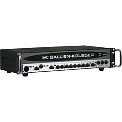 Gallien-Krueger 1001RB-II 700/50W Biamp Bass Head (302-0260-B)
