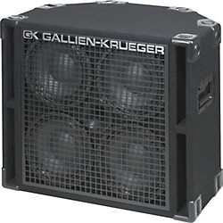Gallien-Krueger 410RBH 800W 4x10 Bass Cab with Horn (301-0130-A)