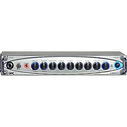 Gallien-Krueger MB800 800W Ultralight Bass Amp Head (302-0690-A)