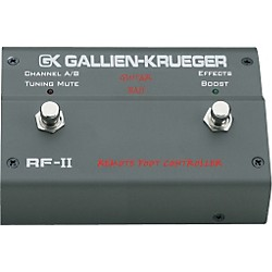 Gallien-Krueger RF-II Footswitch (304-2035-B)