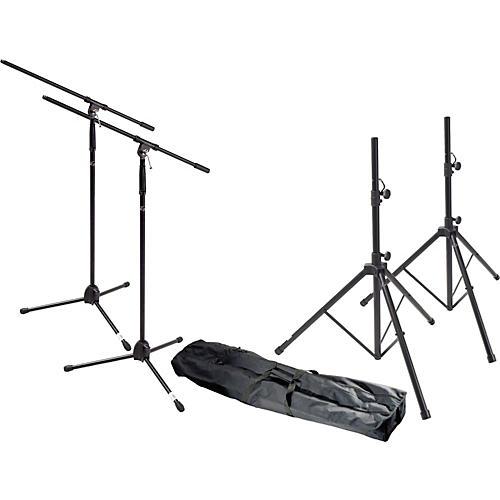Gear One Garage Band Live Sound Accessories Pack