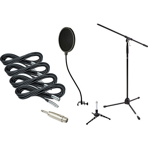 Gear One Garage Band Recording Accessories Pack-thumbnail