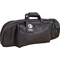 Gard Deluxe Leather Single Trumpet Gig Bag (1-LK)
