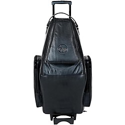 Gard Doubler's Tenor and Soprano Saxophone Wheelie Bag (125-WBFLK)